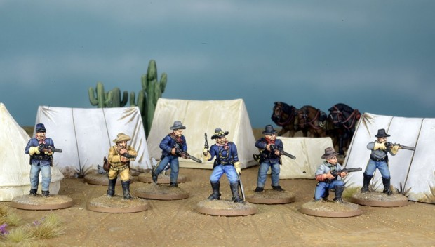 Deadf Mans Hand - 7th Cav Gang