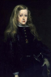 Karl der Zweite von Spanien