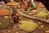 Sharp Practice 2 - Der Spieltisch für unsere Buchbesprechung
