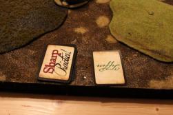 Sharp Practice 2: Die Spielkarten