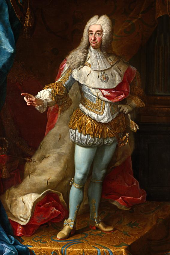 Victor Amadeus der Zweite von Sardinien