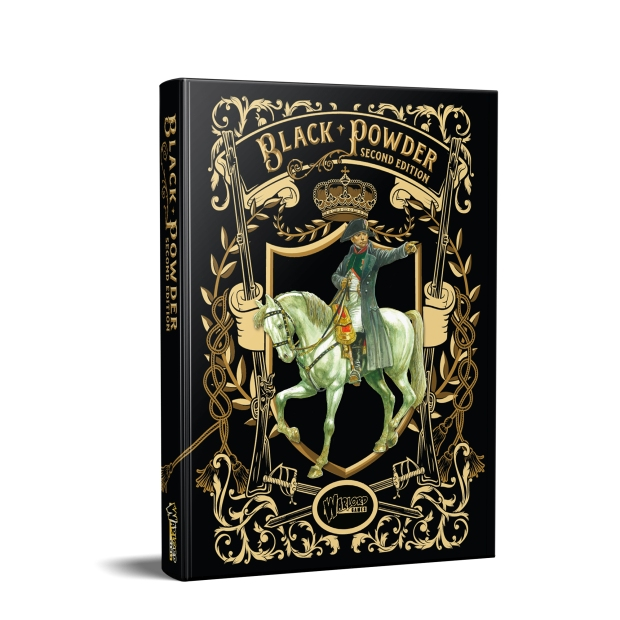 Black Powder, Second edition, Release – Die Zitadelle