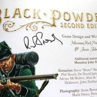 Black Powder, Second edition, Release